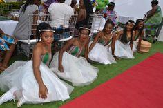 Tshivenda Brides Maids