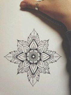 42 Mejores Imágenes De Tatuajes Mandalas Tattoo Inspiration