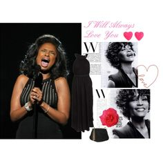 We will always love you Whitney Houston!!