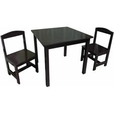 Kids Table And Chairs Set Espresso Table And Chairs Walmart - Walmart kids table and chair set