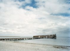 The Kastrup Sea Bath by White Architects