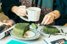 Spinach Cake, Avocado Toast, Breakfast, Food, Morning Coffee, Essen, Meals, Yemek, Eten