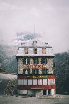 Wes Anderson Hotel. by Johannes Hulsch on 500px