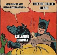 Seriously, Conway. Do you think you're being funny, you retarded little fascist?