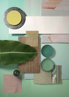 A moodboard is always an inspiration to interior design! Mood Board Interior, Interior Design Boards, Moodboard Interior Design, Interior Doors, Colour Schemes, Color Trends, Color Palettes, Ecole Design, Green Texture