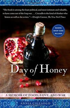 Day of Honey: A Memoir of Food, Love, and War by Annia Ci... http://smile.amazon.com/dp/1416583947/ref=cm_sw_r_pi_dp_0Qjsxb0420STX