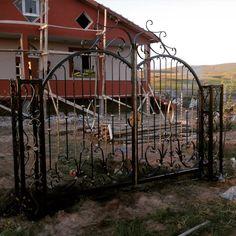 3 metre bahçe kapısı