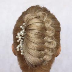 Easy Hairstyles For Long Hair, Braided Hairstyles, Makeup Tips, Hair Makeup, Mehndi Art Designs, About Hair, Hair And Nails, Braids, Hair Cuts