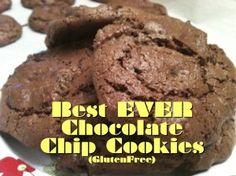 Best EVAR Chocolate Chip Cookies (GF)