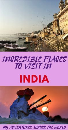 India is an incredible country, though as large as it is, it's not easy to decide what places to visit in India. This post shares a few tips on how to organize a trip to India, and all the things to do in India to make the most of it | #india #asia via @clautavani