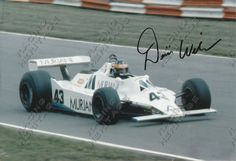 Motorsport Autographs For Sale Motor Sport, Formula 1, F1, British, African, Racing, Image, Women, Running