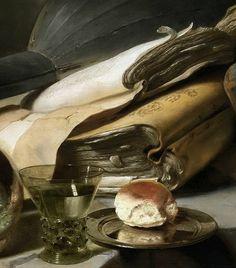 Jan Lievens - Vanitas Still Life [c.1620-30