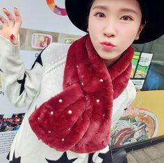 2016 Fashion Warm Scarf Women Luxury Brand Knit Winter Women Scarf Wrap Lady Designer Scarf Shawls Female Neck Shawls Scarves