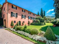 Single Family Home for sales at Elegant historic mansion in Lucca Massa Macinaia Other Lucca, Lucca 55060 Italy