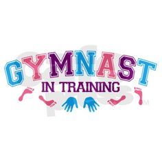 Gymnast in Training