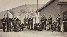 Love this....72nd Regiment (Duke of Albany's Own Highlanders), Afghanistan, c. 1879 Photo by John Burke.
