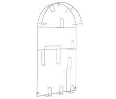 soportes centrales soporte central oval leroy merlin compras