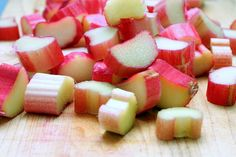 rhubarb by smitten, via Flickr