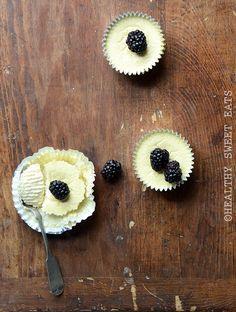 5-Ingredient Low-Carb Mini Cheesecakes