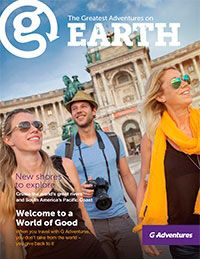 Check out our Travel Deals for current promotions. G Adventures already specializes in affordable small-group travel – but sometimes we like to give you an even bigger travel deals. Group Travel, Travel News, Travel And Tourism, Solo Travel, Family Travel, Adventure Travel Companies, Adventure Tours, Travel Route, Travel
