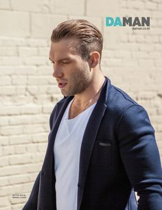 Jai Courtney - Daman Photoshoot - April 2014 - jai-courtney Photo