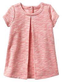 Paddington Bear™ for babyGap marled knit pleat dress