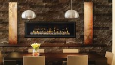 Napoleon LHD50 Linear Gas Fireplace