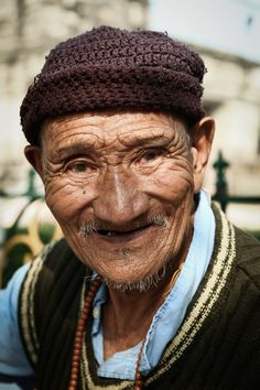 Smile > Wrinkle by Munish Palaniappan on 500px