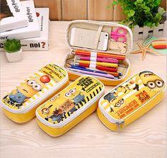 Hot Pencil Pen Bag Case Box Cosmetic Pouch Pocket Brush Holder Makeup Bags