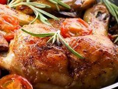 Pernas de Frango na Frigideira - Receitas Já, rapidas, faceis e simples Culinária para todos!!!