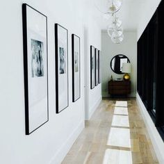 …personalizing your home gives it character, love and history. I love finding new ways to give a fresh approach to family photos. This gallery wall framing situation is 👌🏽… #pinterestinspired