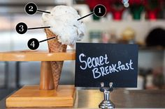 Secret Breakfast Ice Cream at Humphry Slocombe in San Francisco