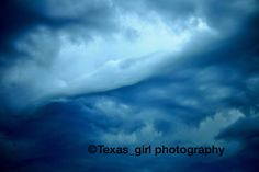 Texas thunderstorms