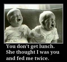 This used to happen to me a lot! I had to have a written feeding schedule to remind me who I fed lol
