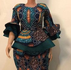 #african #clothing #styles #woman
