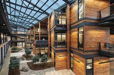 2013 AIA COTE Top Ten Green Projects: Federal Center South, Building 1202 - Awards, Government Projects - EcoBuilding Pulse