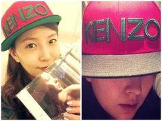 BoA shows off her favorite hat ~ Latest K-pop News - K-pop News | Daily K Pop News