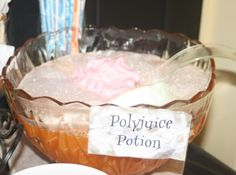 Harry Potter Polyjuice (child friendly version) Preferred over Butter Beer option