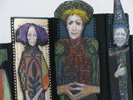 Altered Sketchbooks - Anne Bagby - www.annebagby.com