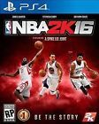 NBA 2K16 (Sony PlayStation 4 2015)
