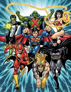 I once wrote a rather strange idea for a Justice League movie, one which not only had Checkmate put together the League but also had Starbreaker as the master of the Hyperclan, with Starro as one of his agents.  They very nearly took over the world, had not the JLA formed!!!