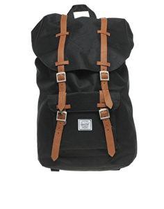 Simple and effortless looking Herschel Little America Backpack