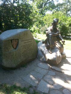 Vienna; Austria; 1180, Türkenschanzpark; Kosaken-Denkmal