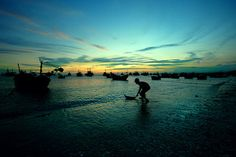 Thuan An Strand-  #AsiaticaReisen