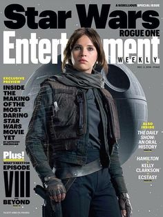 Rogue One | Entertainment Weekly | 2016