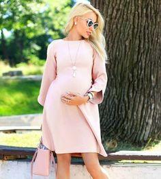 Делаем вместе качественную одежду для будущих мам. Выкройка удобного платья для беременных никогда еще не была такой легкой. Простые схемы и фото