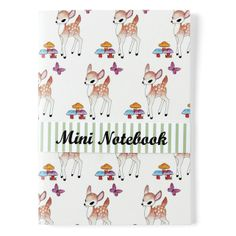 Woodland Fawn Notebook £3.50