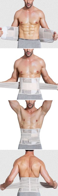 Men's Body Shaper: Belly Belt