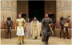 """http://www.dmfilmes.com.br/2015/01/watch-film-exodus-gods-and-kings.html From acclaimed director Ridley Scott (Gladiator, Prometheus) comes the epic adventure """"Exodus: Gods and Kings,"""" the story of one man's daring courage to take on the might of an empire. Using state of the art visual effects and 3D immersion, Scott brings new life to the story of the defiant leader Moses (Christian Bale) as he rises up against the Egyptian Pharaoh Ramses (Joel Edgerton),"""