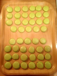 Macarons au Thermomix Macarons, Thermomix Desserts, Ice Cube Trays, Tea Time, Biscuits, Pudding, Cooking, Food, Table